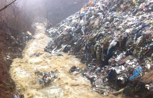 Vasove vode  čekaju sanaciju (Arhiv NVO OZON )