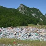 Neuređeno gradsko smetlište u opštini Šavnik