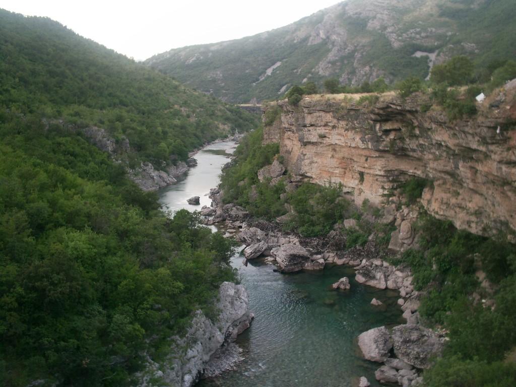 Kanjon Cijevne
