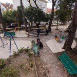 Akcija uređenja parka