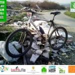 Saradnja sa Biciklo.me: Mapiraj smeće