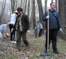 "Akcija čišćenja ,,Topola"" povodom Dana Planete"