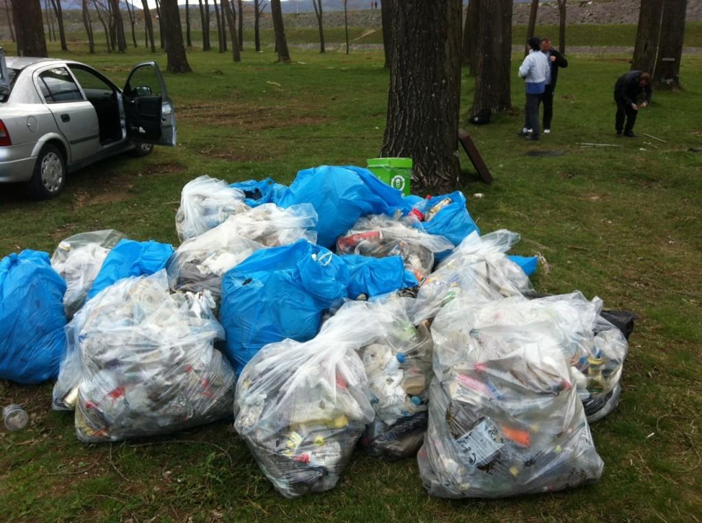 Sakupljeni otpad