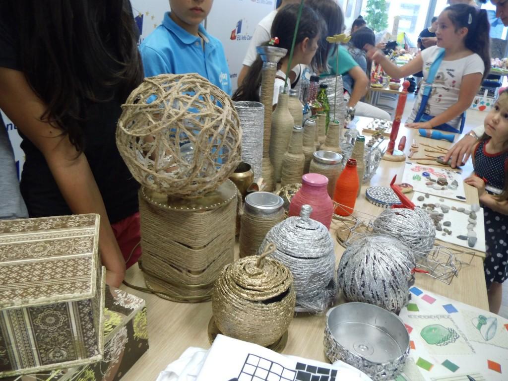 Dio izloženih eksponata  (Foto: Jasmina Rojević)