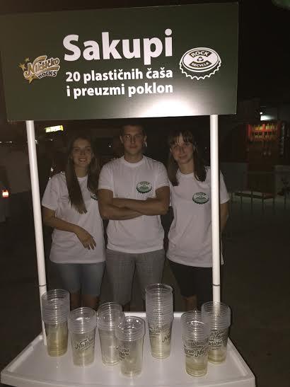 Sakupljene prve količine plastične ambalaže (Foto: OZON tim)