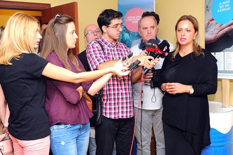 Državna sekretarka Daliborka Pejović