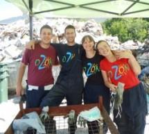 Uspješno realizovano i ljetnje mjerenje otpada u Podgorici, Pljevljima, Beranama i Kotoru