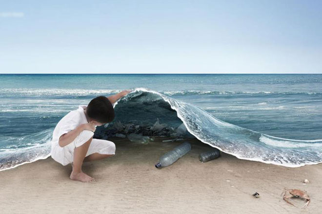 Animacija problema morskog otpada
