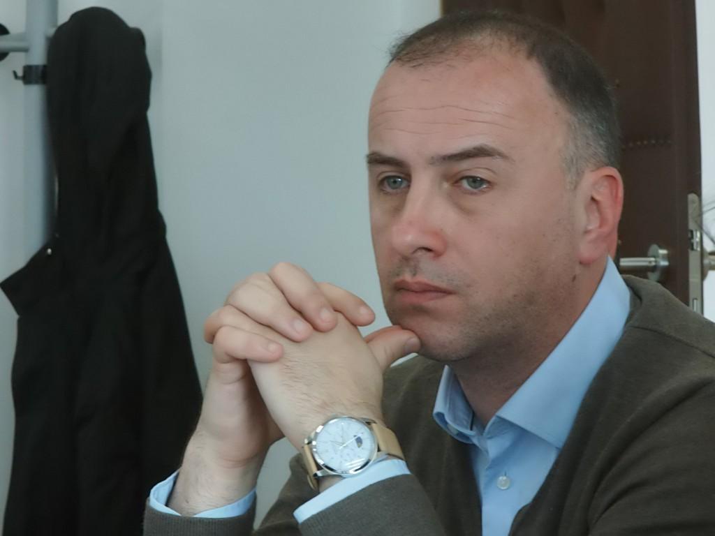 "Piše: Aleksandar Perović, direktor Ekološkog pokreta ,,OZON"""