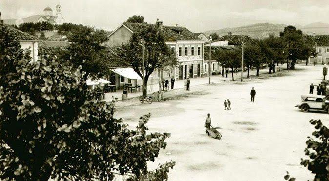 Lipe su uvijek bile dio urbanog jezgra Nikšića - Stara fotografija  Trga Slobode