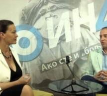 Razgovor sa Aleksandrom Perovićem za IN4S TV