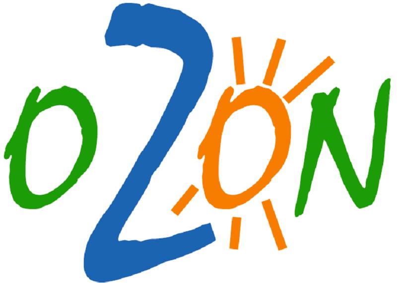 "Logo Ekološkog pokreta ,,OZON"""