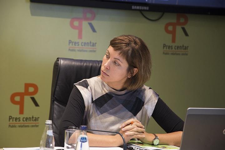 Jelena Kiš iz Recan fondacije  (Foto: PR centar)