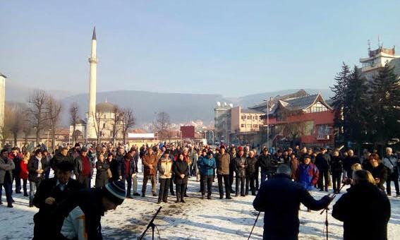 U Pljevljima održan građanski skup za čist vazduh