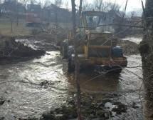 Sporne intervencije u koritu rijeke Zete