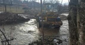 Sporne inervencije u koritu rijeke Zete