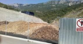 I transport kanalizacionog mulja sa postrojenja u Budvi izaziva smetnje mještanima Vještice