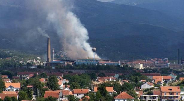 """,,Ozon"""" inicirao inspekcijski nadzor u željezari Toščelik Nikšić Steel zbog nepribavljanja ekološke saglasnosti"""