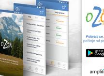 NOVO! Prijavite ekološke probleme i preko Ozonove android aplikacije