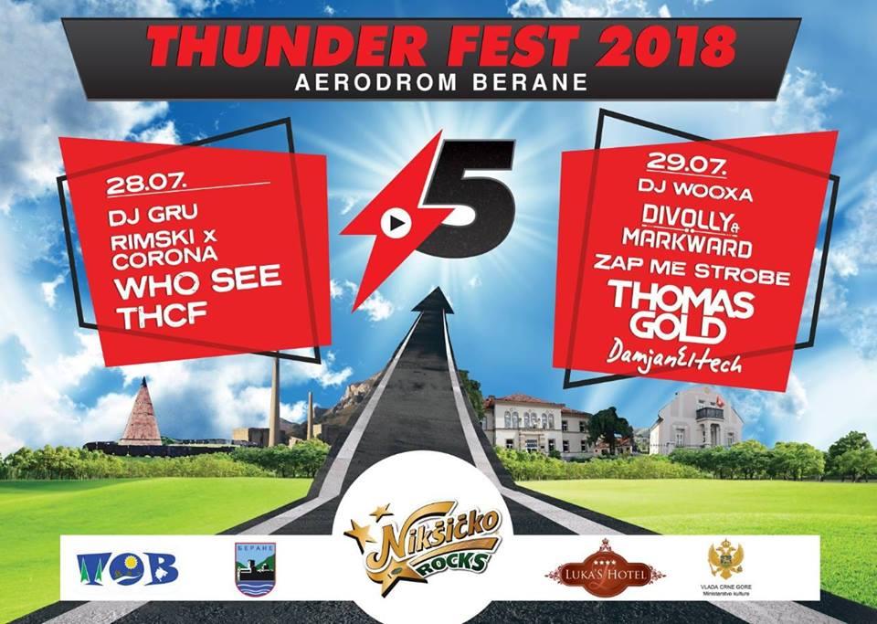 Thunder fest