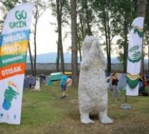 Sakupljeno oko 20.000 otpadnih čaša, skulptura vidre oduševila posjetioce