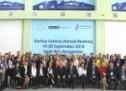 Direktor Ozona na godisnjem sastanku Arhus centara u Kirgistanu