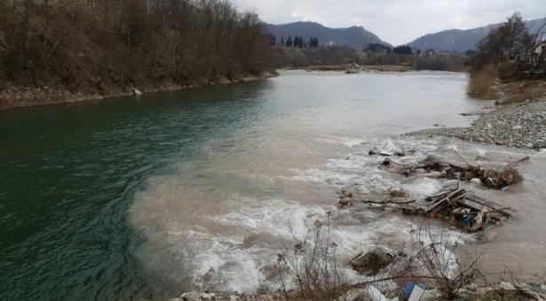 Zamućenje rijeka Tare i Svinjače u opštini Kolašin