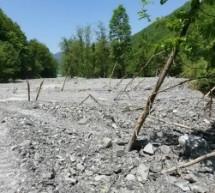 Nova nelegalna deponija građevinskog otpada na trasi autoputa