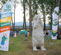 Rock and Recycle i ove godine na Lake Fest-u