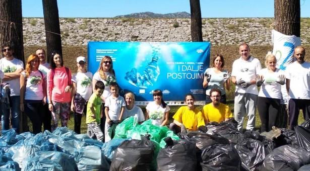 Međunarodni dan čišćenja obala – akcija na Krupačkom jezeru