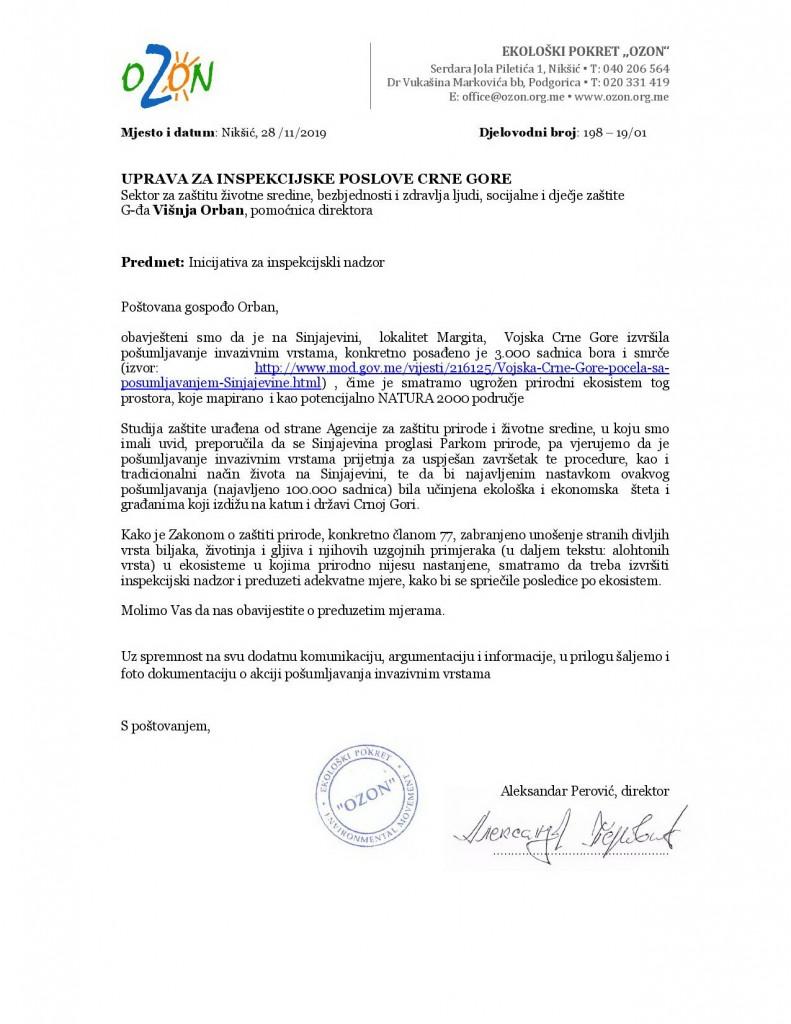 Inicijativa za inspekcijski nadzor_198_19_01_Sinjajevina-page-001