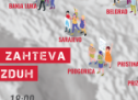 Regionalna akcija :: BALKAN ZAHTIJEVA ČIST  VAZDUH