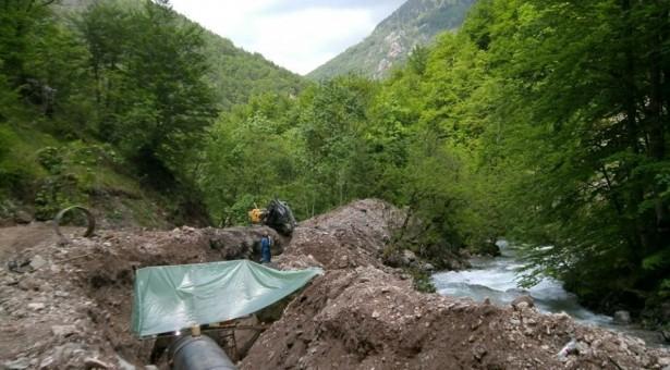 Izvještaj o strateškoj procjeni uticaja na životnu sredinu za mHE na Štitaričkoj rijeci neprihvatljiv