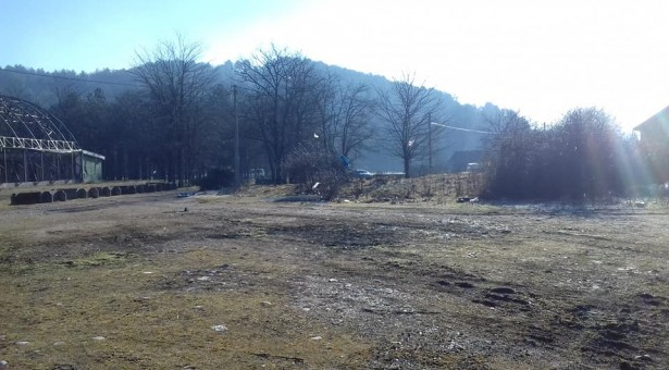 Uklonjena divlja deponija pod Trebjesom