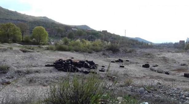 Spriječiti paljenje otpadnih guma u Nikšiću