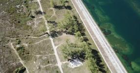 Obilježavanje Međunarodnog dana čistih obala::Akcija čišćenja obale Krupačkog jezera